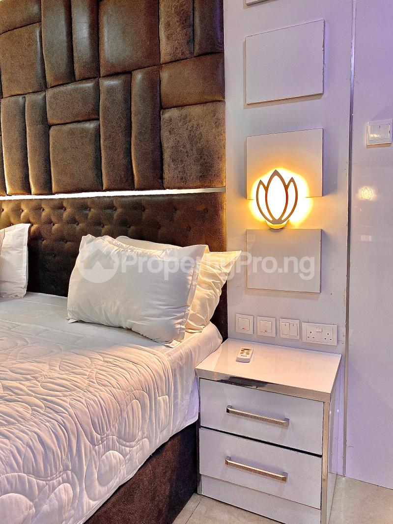 1 bedroom mini flat  Mini flat Flat / Apartment for shortlet British Village Wuse 2 Wuse 2 Abuja - 12