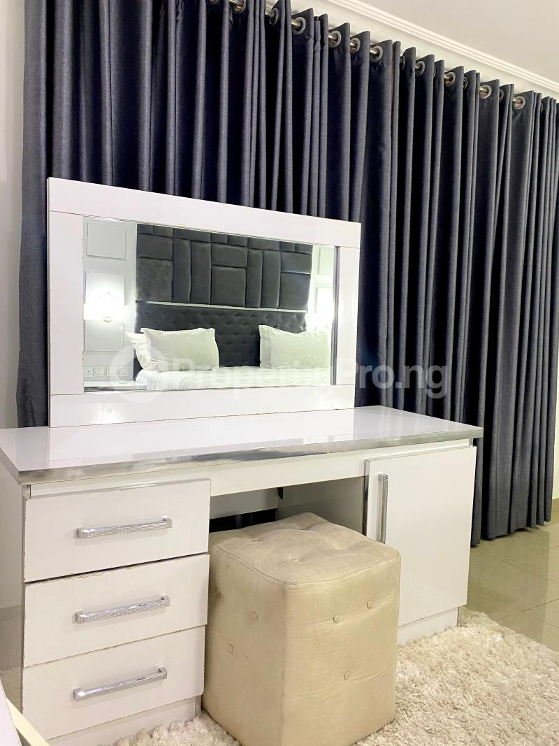 1 bedroom mini flat  Mini flat Flat / Apartment for shortlet British Village Wuse 2 Wuse 2 Abuja - 9