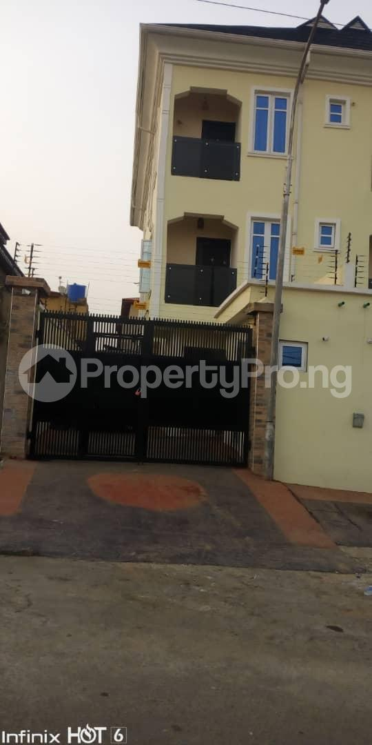 4 bedroom Semi Detached Duplex House for sale Serene estate off College road ogba Ifako-ogba Ogba Lagos - 9