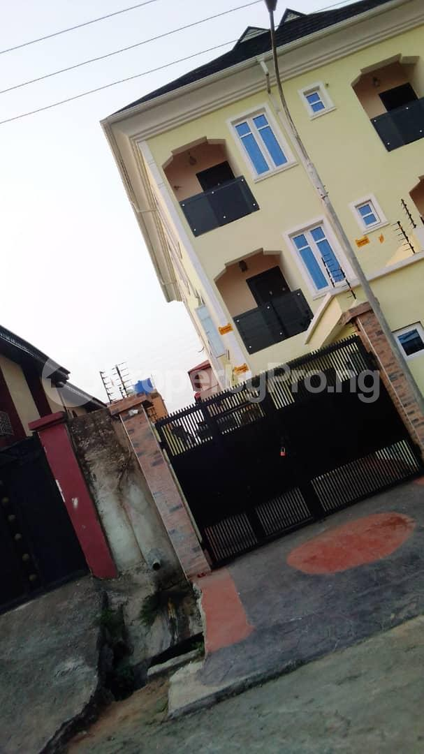 4 bedroom Semi Detached Duplex House for sale Serene estate off College road ogba Ifako-ogba Ogba Lagos - 4