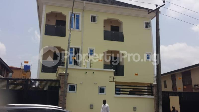 4 bedroom Semi Detached Duplex House for sale Serene estate off College road ogba Ifako-ogba Ogba Lagos - 11