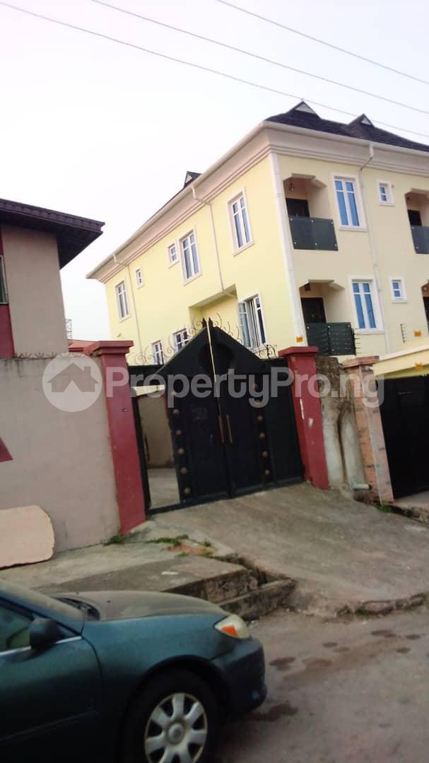 4 bedroom Semi Detached Duplex House for sale Serene estate off College road ogba Ifako-ogba Ogba Lagos - 2
