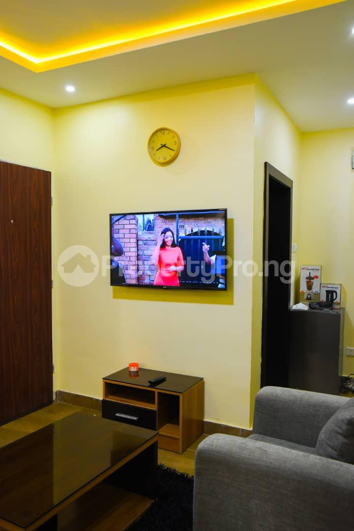 1 bedroom Mini flat for shortlet Allen Allen Avenue Ikeja Lagos - 0