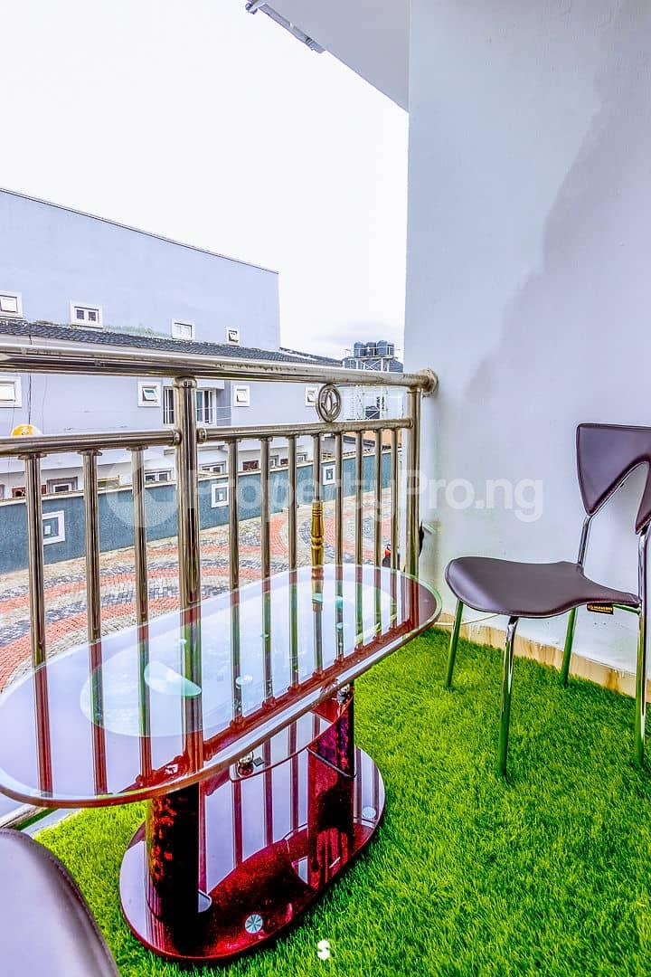 2 bedroom Self Contain for rent Ikate Lekki Lagos - 11