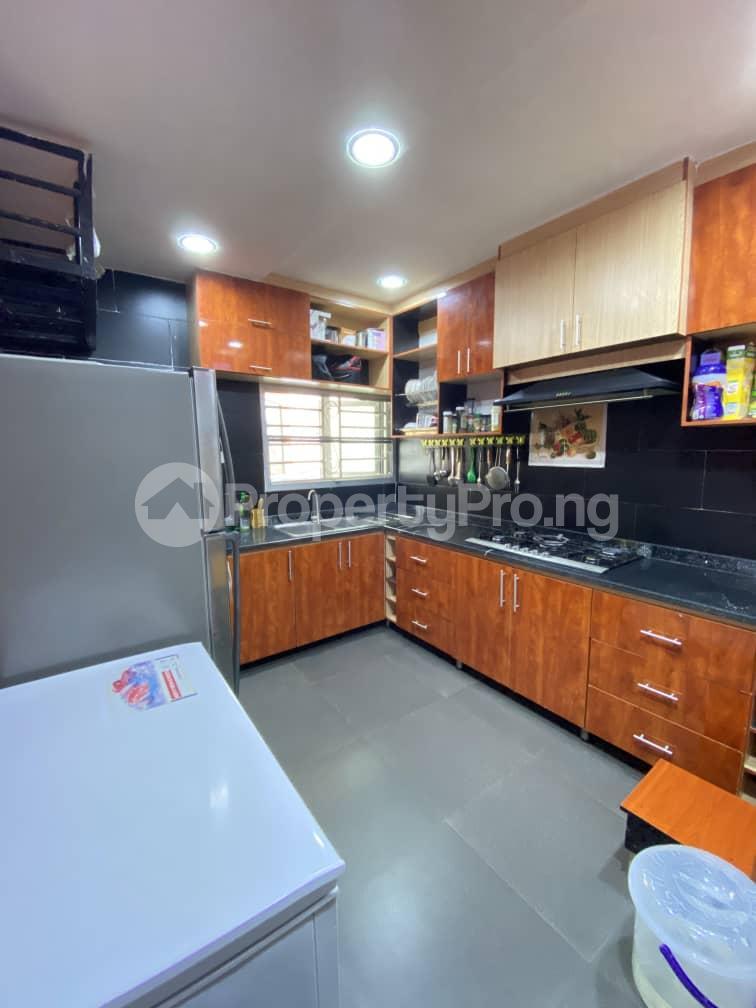 4 bedroom Terraced Duplex for sale Chevron Drive chevron Lekki Lagos - 5