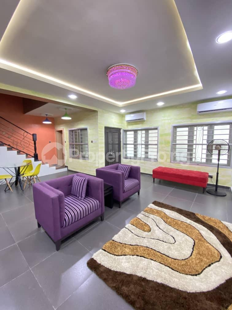 4 bedroom Terraced Duplex for sale Chevron Drive chevron Lekki Lagos - 4