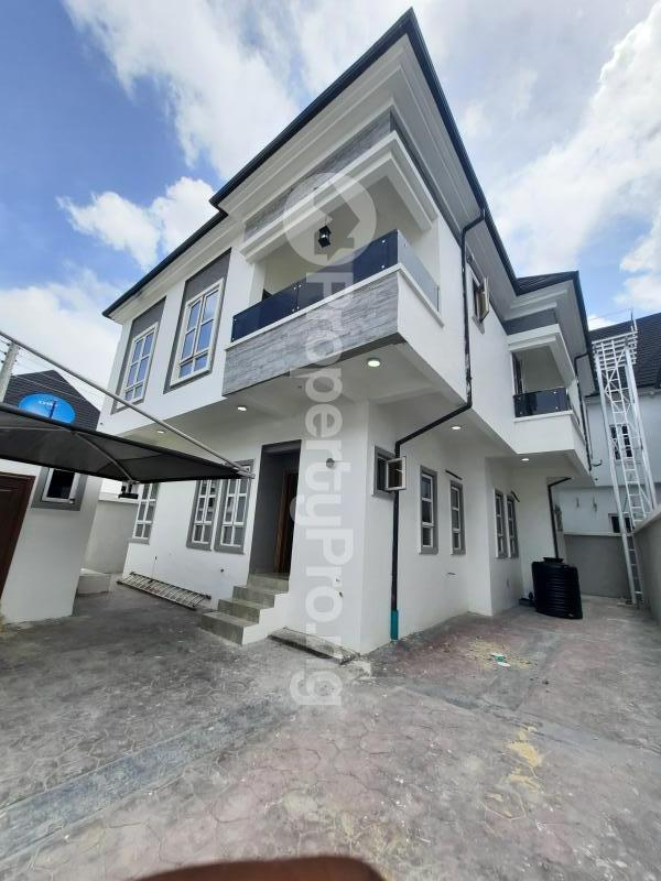 4 bedroom Detached Duplex for sale Alternative Road Chevron Lekki Lagos State Nigeria chevron Lekki Lagos - 0