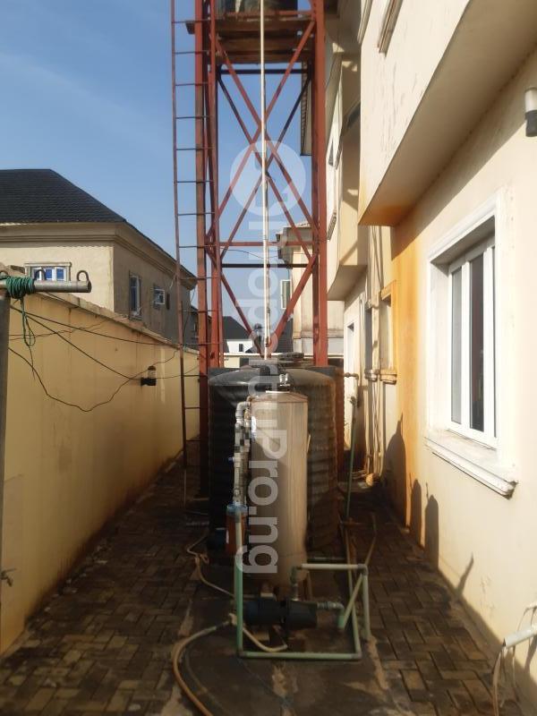 5 bedroom Detached Duplex House for sale Farm ville Estate near sky mall  Sangotedo Lagos - 1