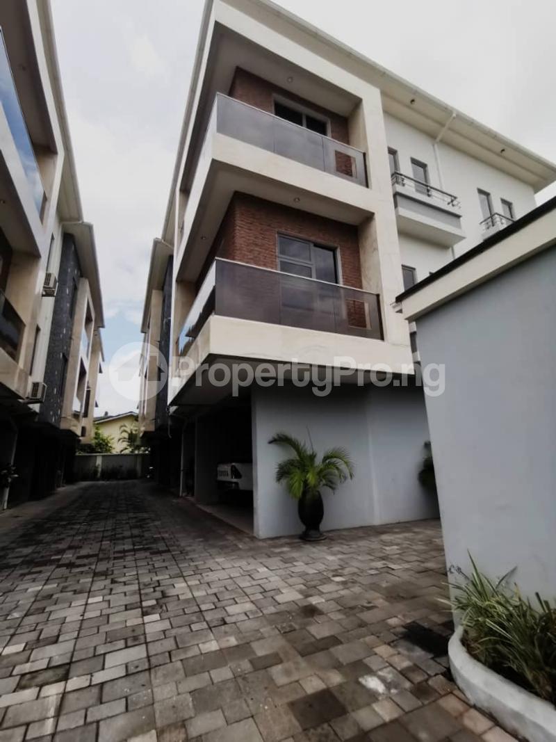 4 bedroom Terraced Duplex for rent Off Bourdillon Road Ikoyi Lagos - 11
