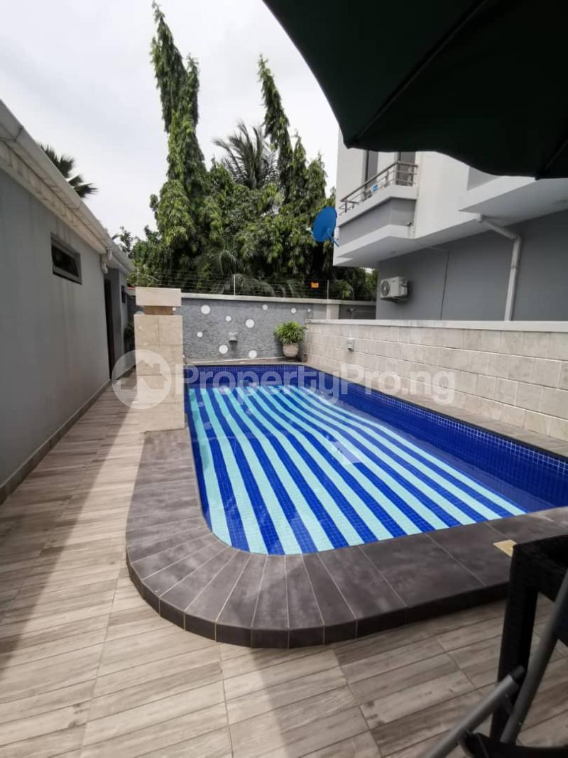 4 bedroom Terraced Duplex for rent Off Bourdillon Road Ikoyi Lagos - 10