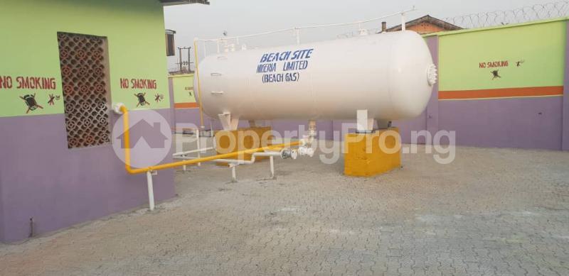 Tank Farm for sale @ Dopemu, Off Lagos/abeokuta Expressway, Lagos Dopemu Agege Lagos - 0