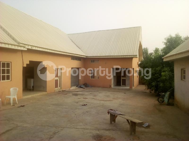 4 bedroom Warehouse for rent Wada Road Lokoja Lokoja Kogi - 1