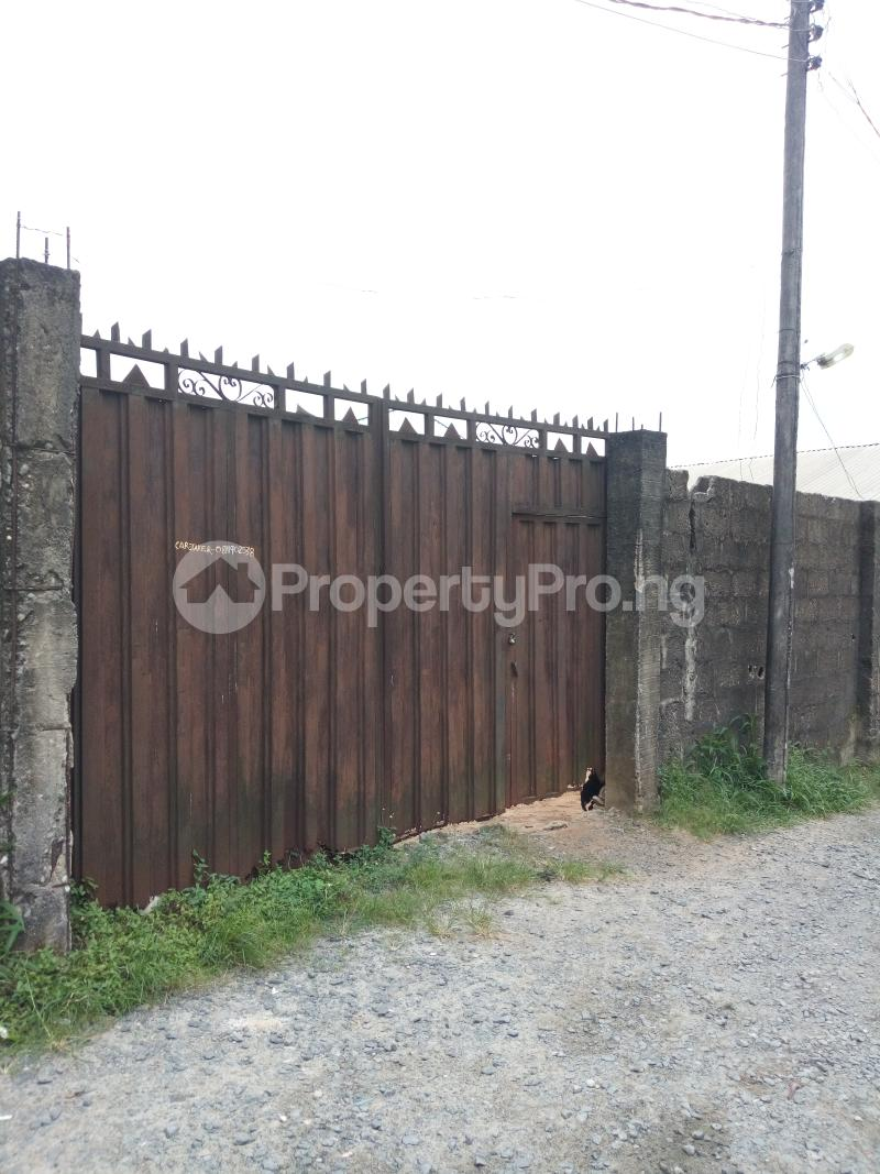 Residential Land Land for sale Peter Odili Trans Amadi Port Harcourt Rivers - 0