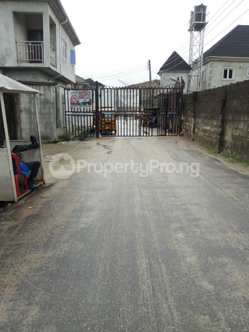 Residential Land Land for sale Gbalaja woji new layout Trans Amadi Port Harcourt Rivers - 1