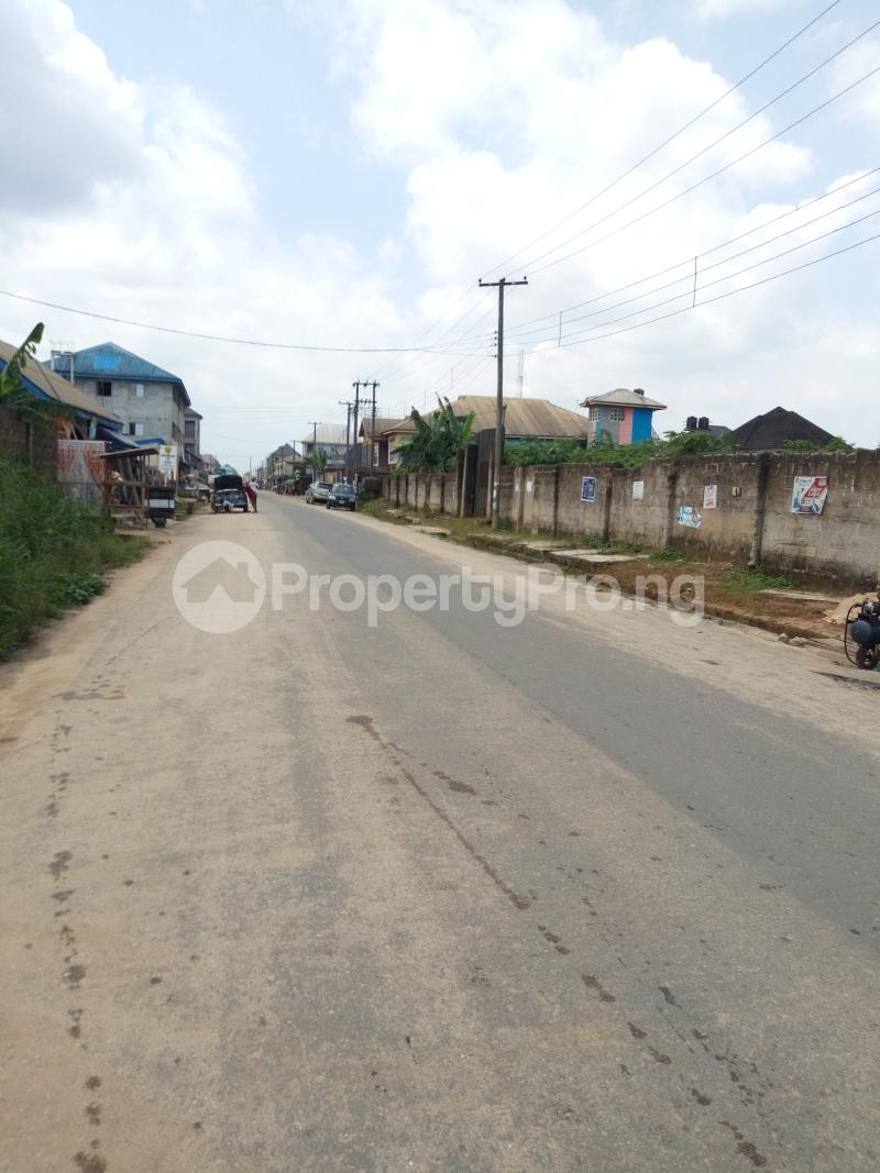 Commercial Land Land for sale New Rd Ada George Port Harcourt Rivers - 4