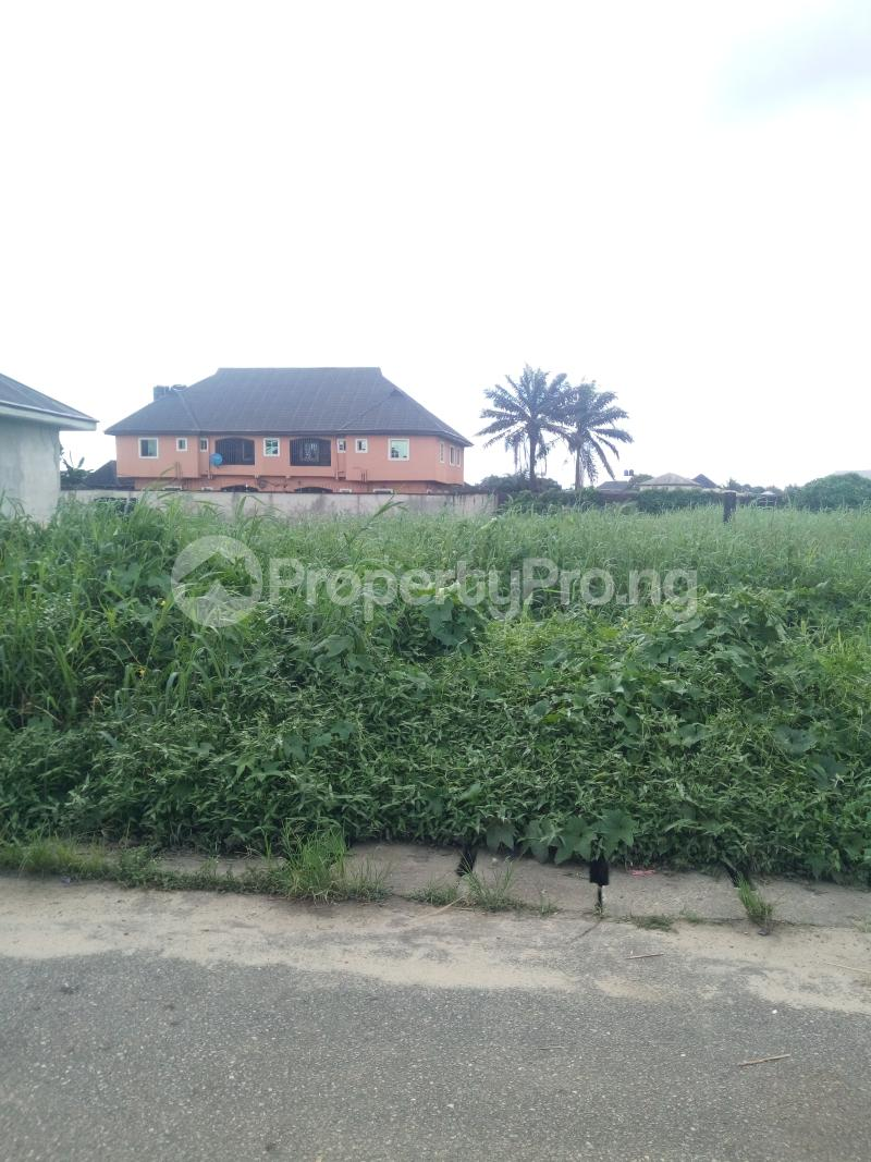 4 bedroom Commercial Land Land for sale Off Rumukwuta mgbuoba Magbuoba Port Harcourt Rivers - 2