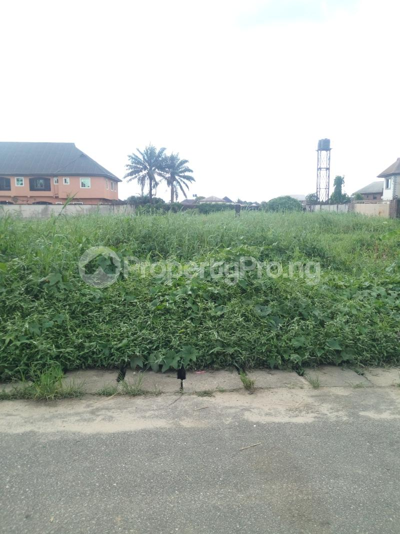 4 bedroom Commercial Land Land for sale Off Rumukwuta mgbuoba Magbuoba Port Harcourt Rivers - 3