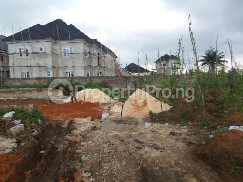 Land for sale AIT Estate Magbuoba Port Harcourt Rivers - 4