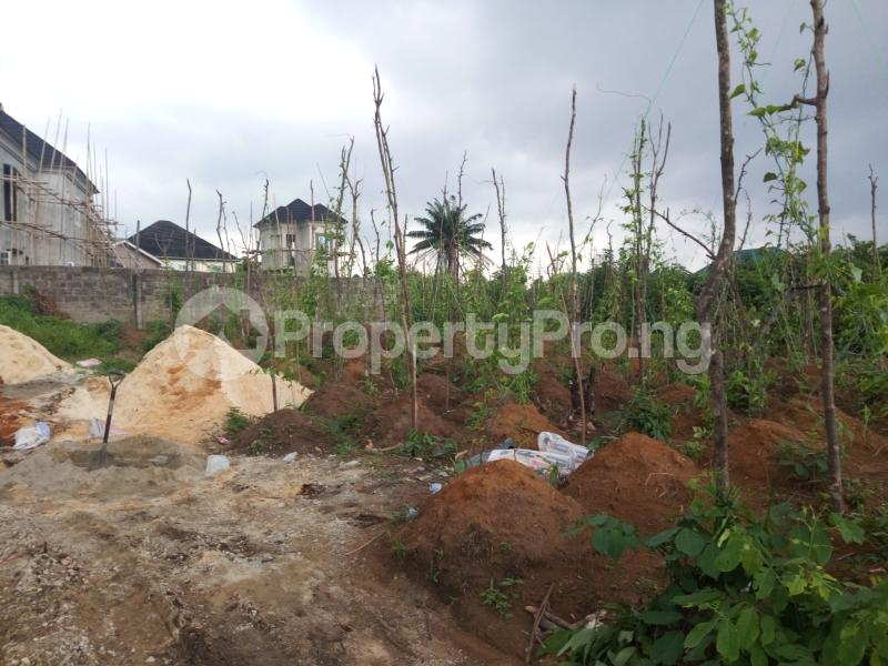 Land for sale AIT Estate Magbuoba Port Harcourt Rivers - 3