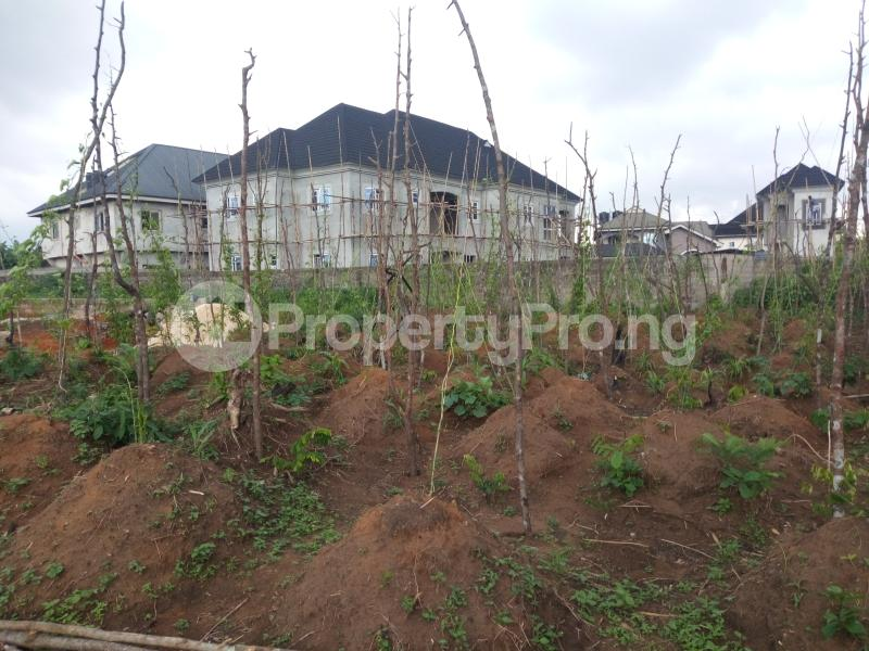 Land for sale AIT Estate Magbuoba Port Harcourt Rivers - 0