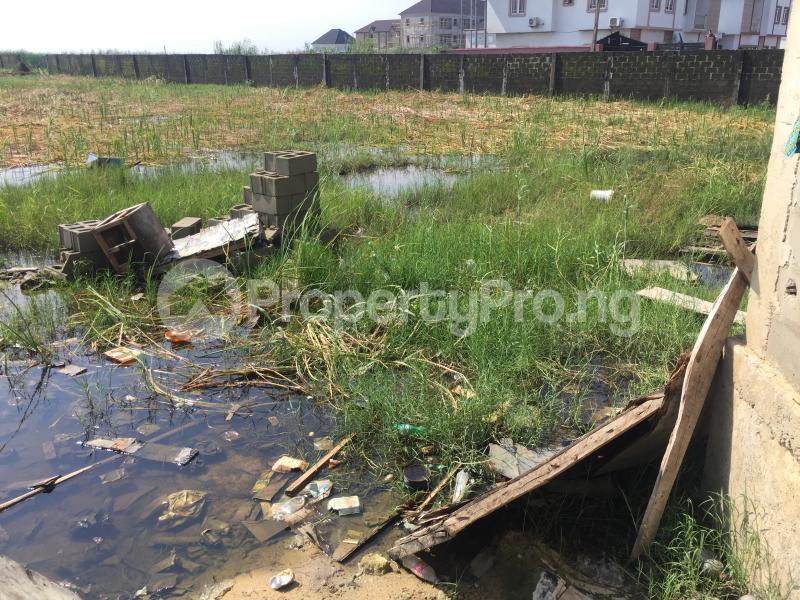Land for sale Lekki Palm City Estate, Opp. Eco Bank, Adj. Thomas Gate Ajah Lagos - 1