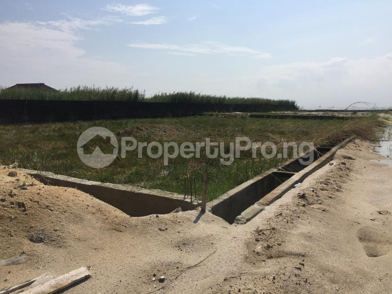 Land for sale Lekki Palm City Estate, Opp. Eco Bank, Adj. Thomas Gate Ajah Lagos - 3