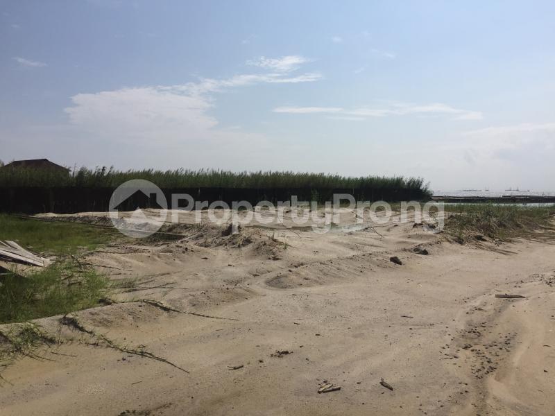 Land for sale Lekki Palm City Estate, Opp. Eco Bank, Adj. Thomas Gate Ajah Lagos - 5