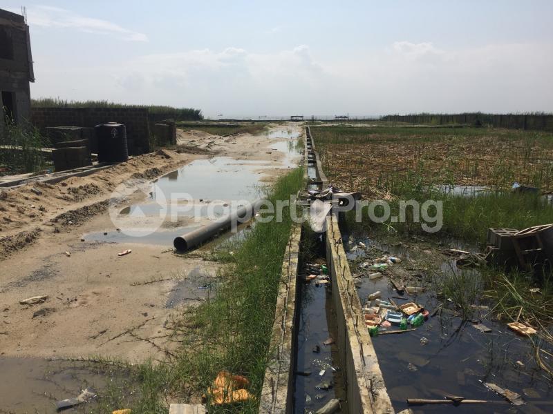 Land for sale Lekki Palm City Estate, Opp. Eco Bank, Adj. Thomas Gate Ajah Lagos - 0