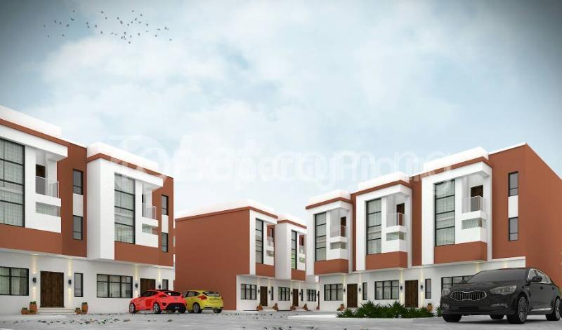 4 bedroom Blocks of Flats for sale Salvation Road, Awuse Estate, After Sheraton Opebi Ikeja Lagos - 25