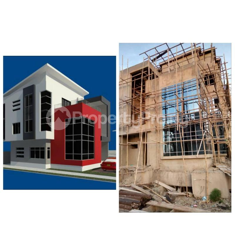 4 bedroom Blocks of Flats for sale Salvation Road, Awuse Estate, After Sheraton Opebi Ikeja Lagos - 4
