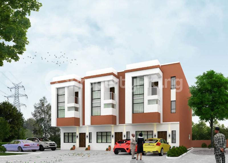 4 bedroom Blocks of Flats for sale Salvation Road, Awuse Estate, After Sheraton Opebi Ikeja Lagos - 12