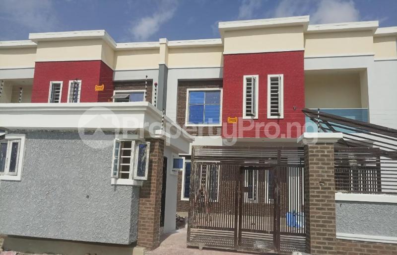 4 bedroom Terraced Bungalow House for sale Between Chevron and VGC, Opposite Lekki County Homes, Ikota, Creek Avenue Court Ikota Lekki Lagos - 10