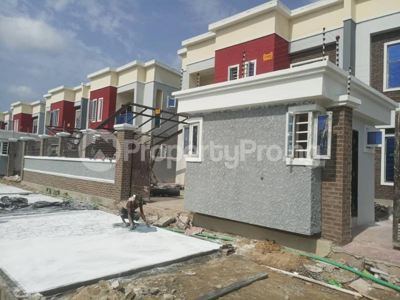 4 bedroom Terraced Bungalow House for sale Between Chevron and VGC, Opposite Lekki County Homes, Ikota, Creek Avenue Court Ikota Lekki Lagos - 14