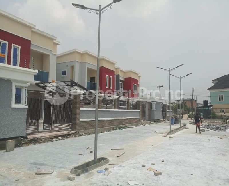 4 bedroom Terraced Bungalow House for sale Between Chevron and VGC, Opposite Lekki County Homes, Ikota, Creek Avenue Court Ikota Lekki Lagos - 5