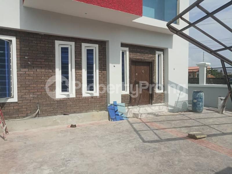 4 bedroom Terraced Bungalow House for sale Between Chevron and VGC, Opposite Lekki County Homes, Ikota, Creek Avenue Court Ikota Lekki Lagos - 11
