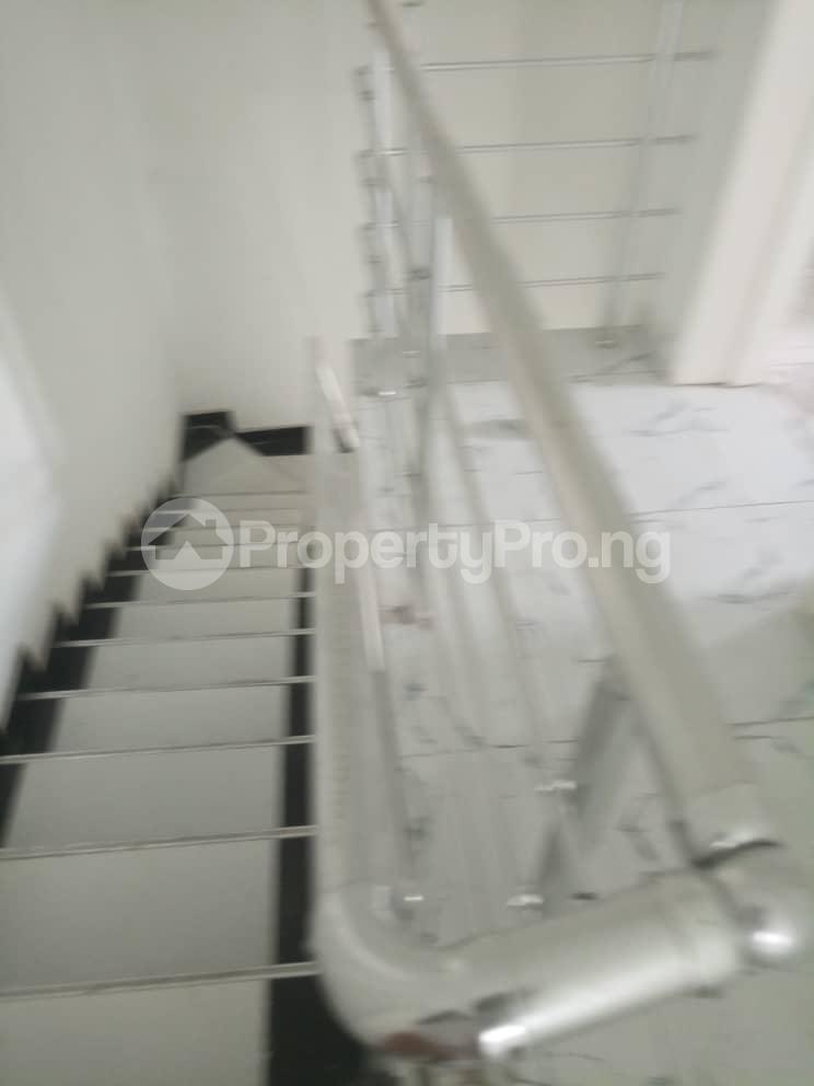 4 bedroom Terraced Bungalow House for sale Between Chevron and VGC, Opposite Lekki County Homes, Ikota, Creek Avenue Court Ikota Lekki Lagos - 13