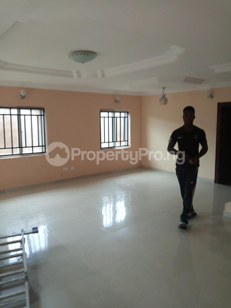 4 bedroom Semi Detached Duplex House for sale Hero court Estate Sangotedo Ajah Lagos - 1