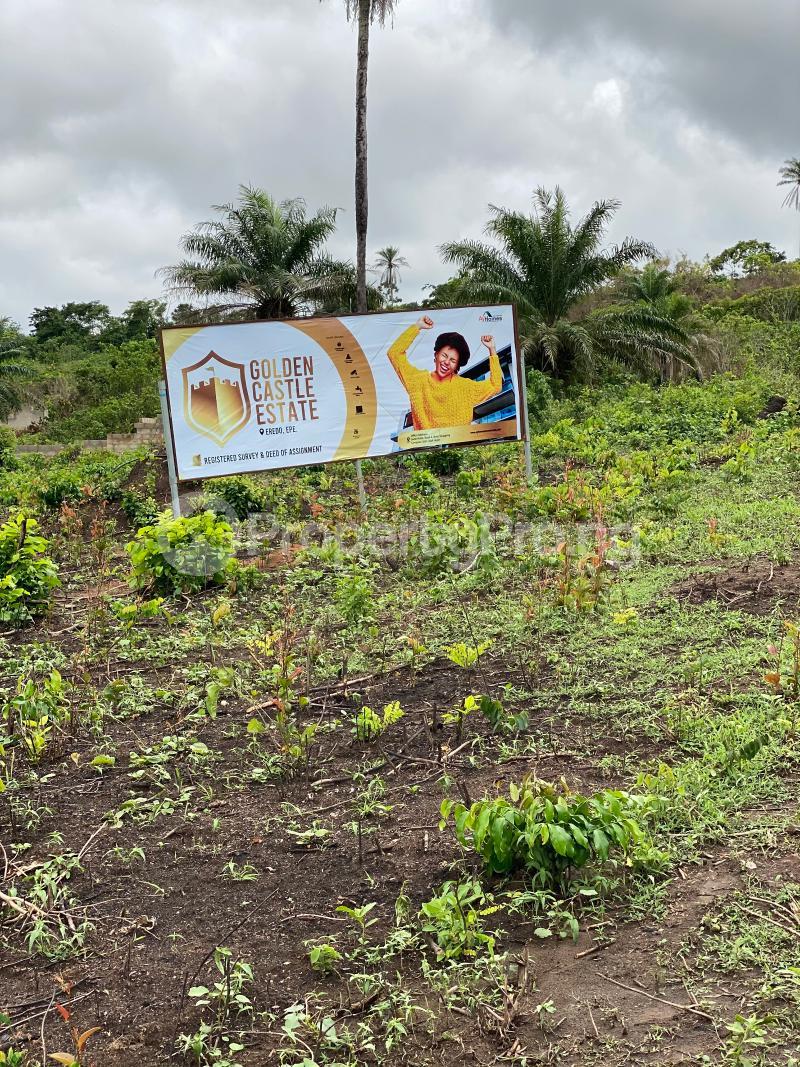 Residential Land for sale Eredo, Epe Epe Road Epe Lagos - 2
