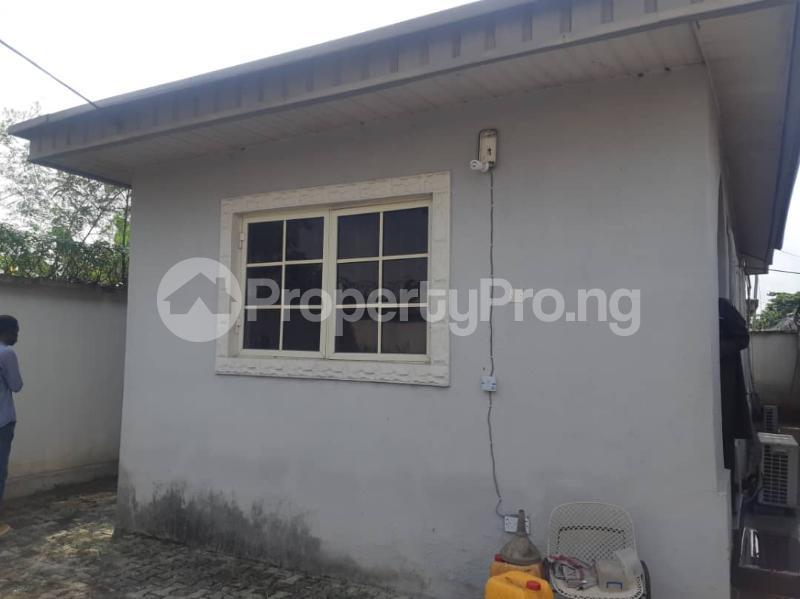 2 bedroom Semi Detached Bungalow House for sale OTEDOLA ESTATE Alausa Ikeja Lagos - 0