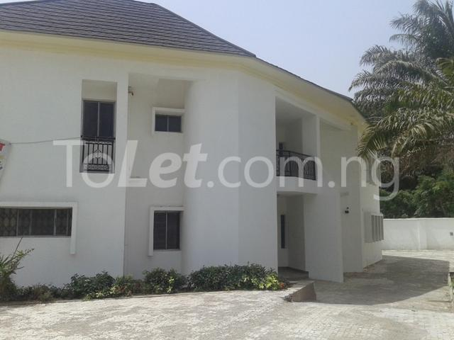 5 bedroom House for rent Off Mississippi Street Maitama Phase 1 Abuja - 1