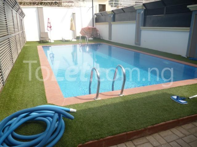 4 bedroom House for rent Off Yedseram Street Maitama Phase 1 Abuja - 8