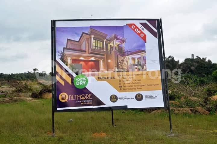 Land for sale *Bolorunpelu - Opposite The New Lekki International Airport, Ibeju - Lekki* Free Trade Zone Ibeju-Lekki Lagos - 1