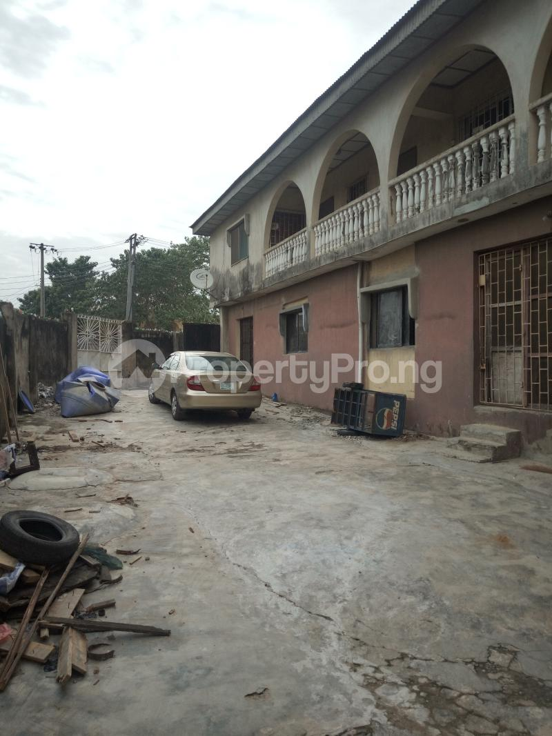 2 bedroom Flat / Apartment for rent Iyana Oworo Kosofe Kosofe/Ikosi Lagos - 1