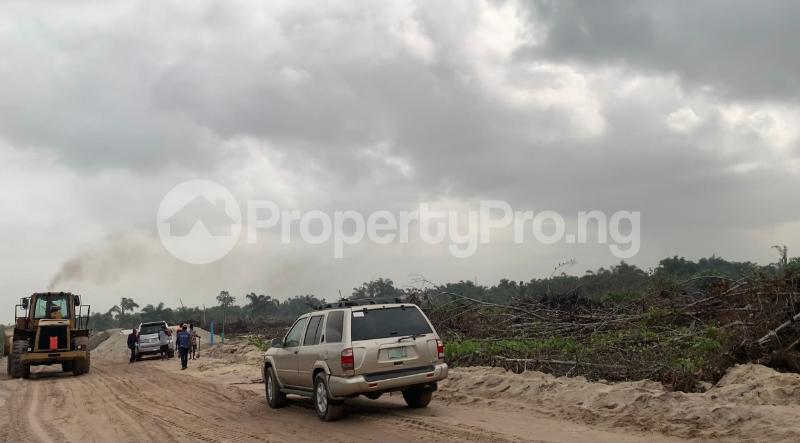 Residential Land Land for sale Opposite Eko Akete in Abijo GRA  Lekki Lagos - 1