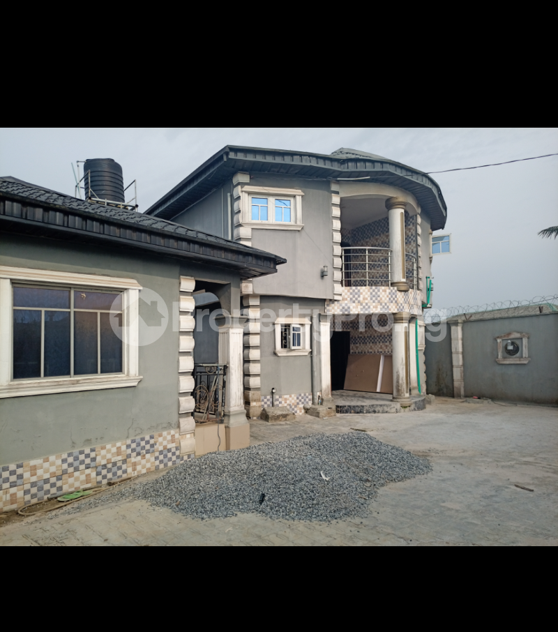 1 bedroom Mini flat for rent Itele After Ayobo Ayobo Ipaja Lagos - 1