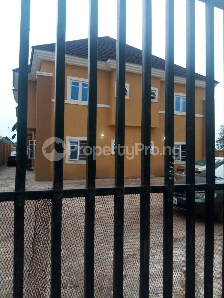 Shared Apartment Flat / Apartment for sale Behind Adorable British college, New Haven extension,  Enugu Enugu - 3
