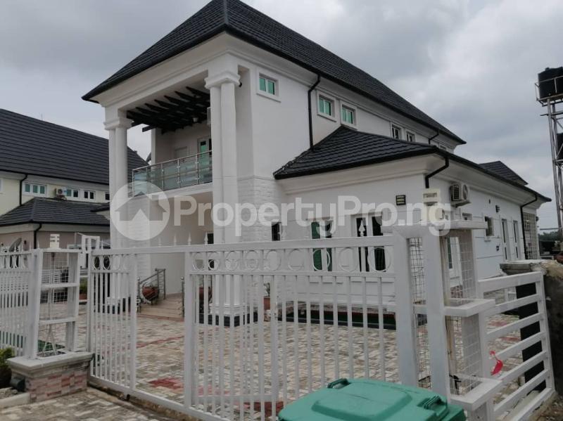 5 bedroom Detached Duplex House for sale River Park Estate  Airport Road(Ikeja) Ikeja Lagos - 0