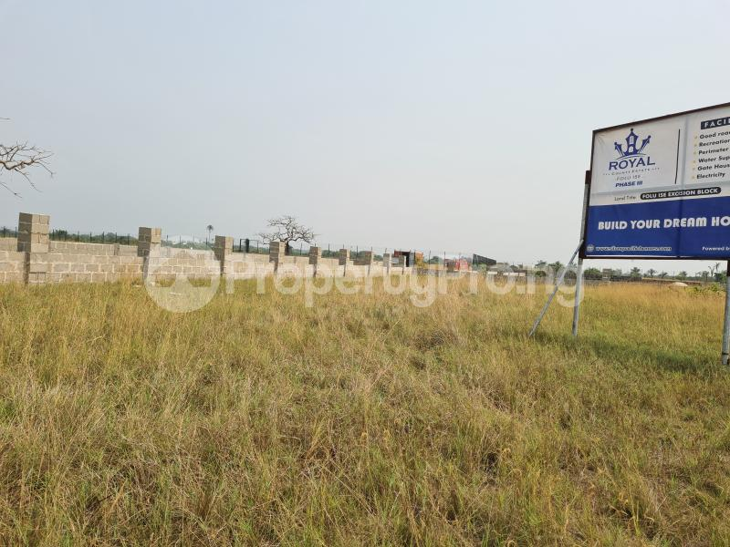 Mixed   Use Land Land for sale 5 Minutes From La Campagne Tropicana, Folu Ise Community Ise town Ibeju-Lekki Lagos - 0