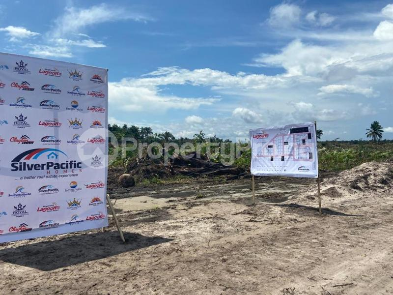 Residential Land Land for sale Lepia, Ibeju Lekki Mega City, After Eleko Eleko Ibeju-Lekki Lagos - 6