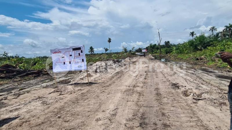Residential Land Land for sale Lepia, Ibeju Lekki Mega City, After Eleko Eleko Ibeju-Lekki Lagos - 0